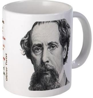 Charles Dickens Mug